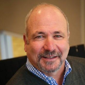 headshot image of Larry Bohn