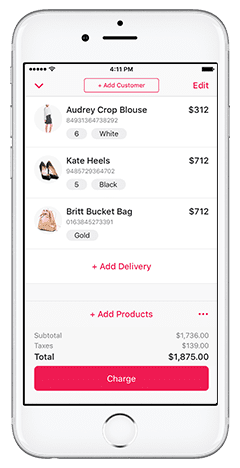 NewStore-retail-app-order