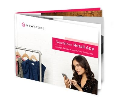 NewStore Retail App Product Brief