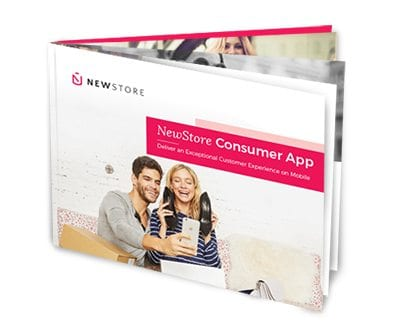 NewStore Consumer App Product Brief