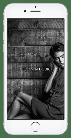 Giovanna Dodici Web App