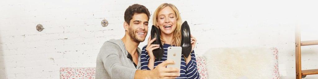 NewStore Consumer App LP Hero
