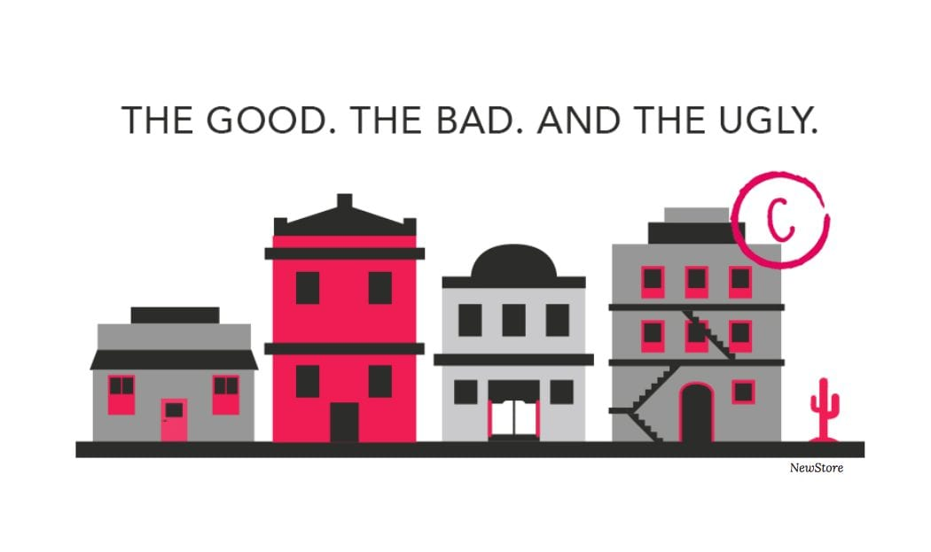 The good the bad and the ugly banner