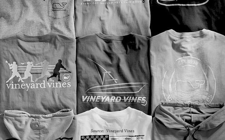vineyard vines old tshirts