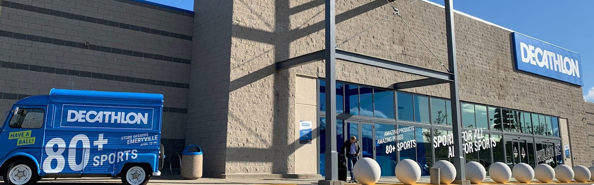 decathlon storefront