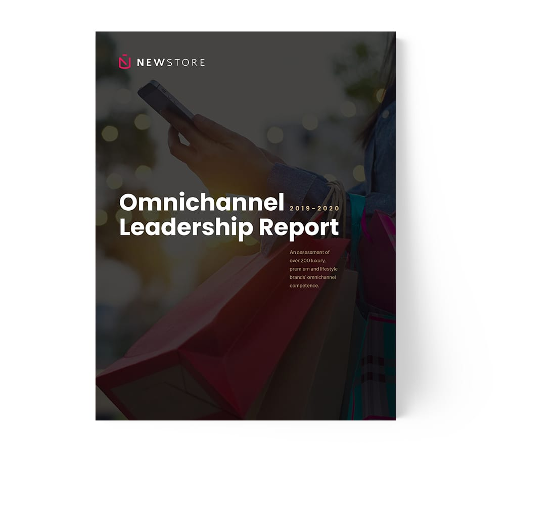 Omnichannel Leadership Report cover