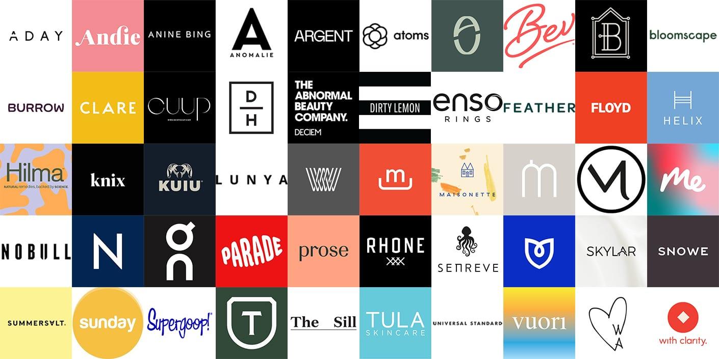 NewStore brands that bring joy